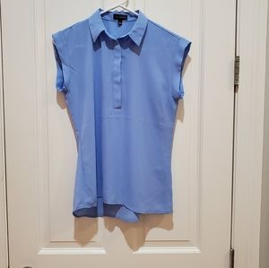 The Limited Baby Blue short sleeve shirt, xs